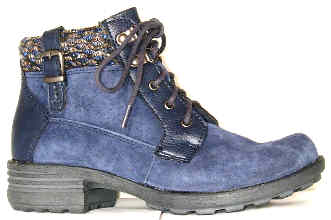 24fa7af6a1 Earth Spirit 'Mobile 3' navy suede/other